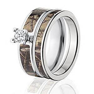 camo wedding rings sets realtree camo bridal set camo wedding rings ap camo rings jewelry