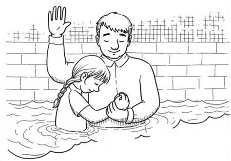 coloring pages baptism lds baptism cake tutorial