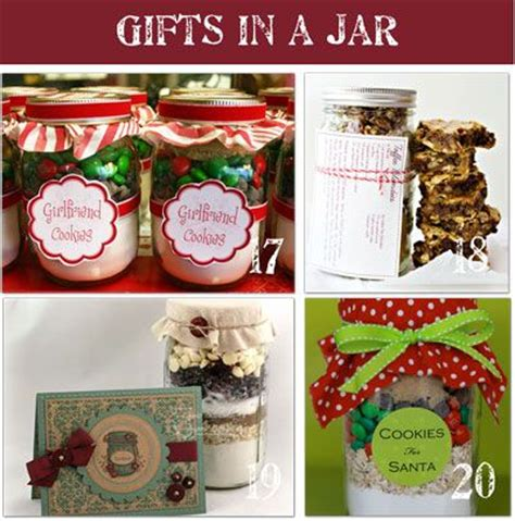 christmas homemade gifts in a jar christmas homemade