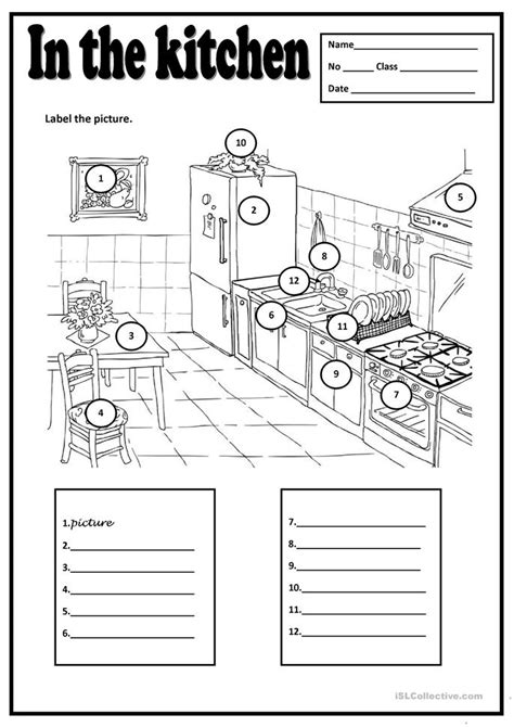 Kitchen Safety Worksheet by Safety In Kitchen Worksheets Just B Cause