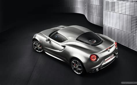 alfa romeo 4c concept 2013 alfa romeo 4c concept 2 wallpaper hd car wallpapers