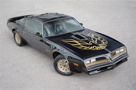 pontiac last year of production last surviving smokey the bandit pontiac trans am up