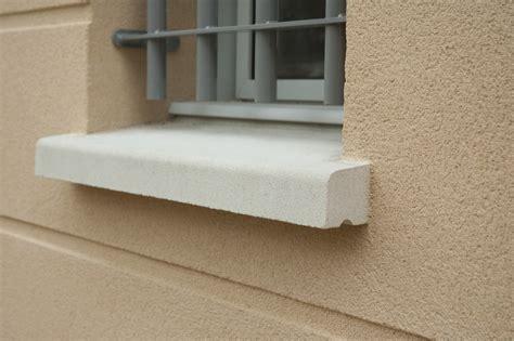 davanzali in cemento davanzale in calcestruzzo weser davanzale in