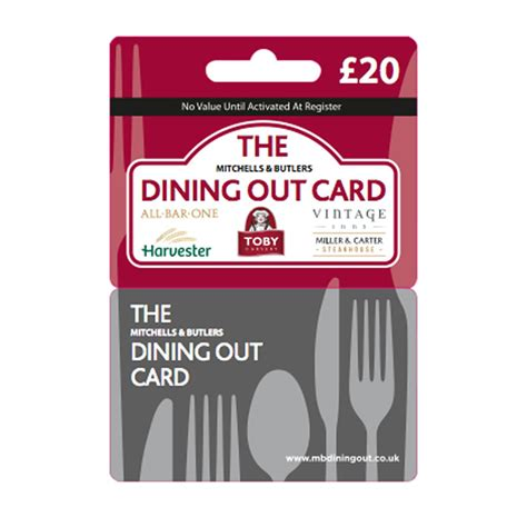 Gift Card System For Restaurants - m b dining 163 20 gift card at wilko com