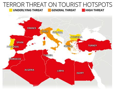 the terrorist threat in africa ã before and after benghazi books morocco terror threat level raised by uk foreign office