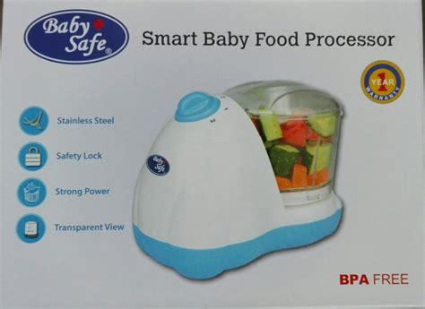 Baby Safe Blender jual baby safe blender makanan bayi griya bayi