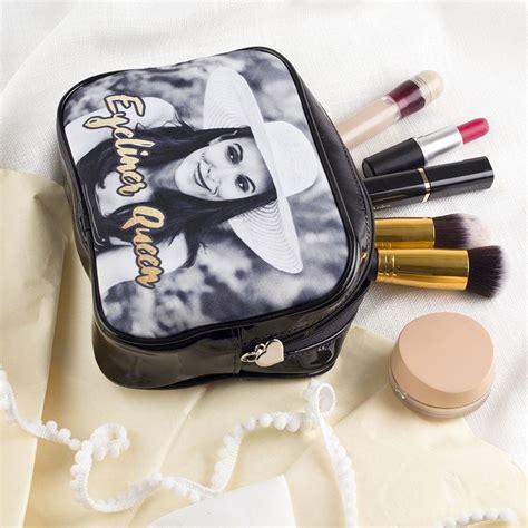 personalised makeup bags photo makeup bags