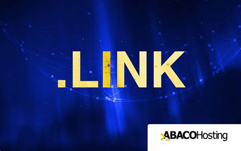 link domain names abaco hosting