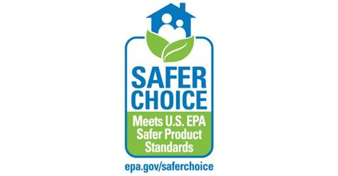 design for environment safer choice the epa s new quot safer choice quot label helps customers avoid