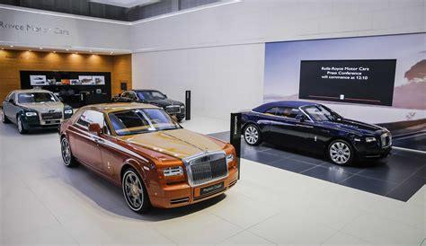 rolls royce motor cars rolls royce motor cars redefines luxury bespoke