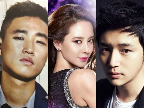 yoo ah in y su novia song ji hyo compares boyfriends gary and byun yo han soompi