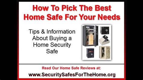 how to the best home safe tips on buying a home