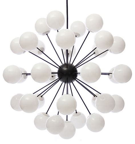 Massive Starburst Ceiling Fixture Contemporary Flush Starburst Ceiling Light