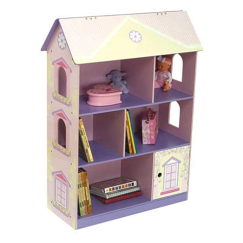 kidkraft 174 dollhouse bookcase 125755 kid s furniture at