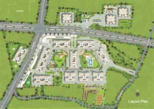 Layout Plan Layout Plan Margosa Heights Phase Ii Kolte Patil