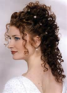 curls hair styles a new life hartz curly wedding hairstyle