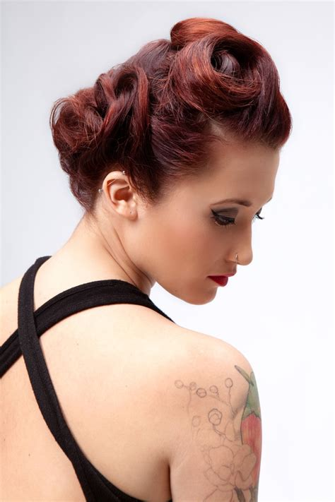 braided pinup hairstyles 301 moved permanently