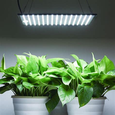 pcs  led grow light lamp ultrathin panel indoor plant