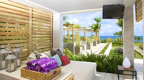 home spa design inspiration colorful exuberant interior design inspiration from w retreat spa vieques island daily
