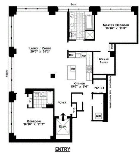 manhattan apartment floor plans famous folk at home sofia coppola s homes in new york and