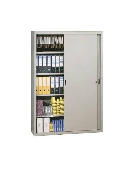 armadio metallico ufficio armadio metallico per ufficio con ante scorrevoli cm