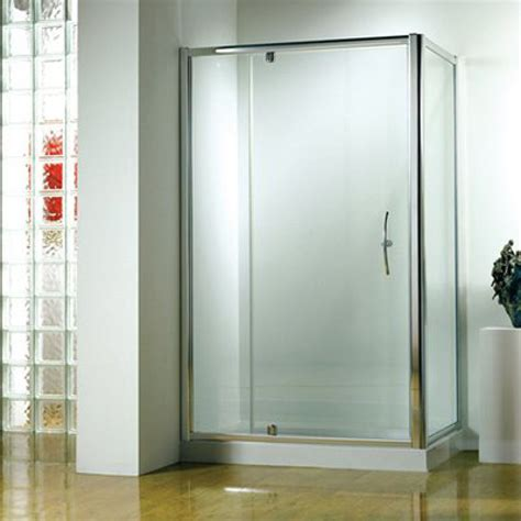Wide Shower Doors by Kudos Original 1200mm Pivot Wide Shower Door Uk Bathrooms