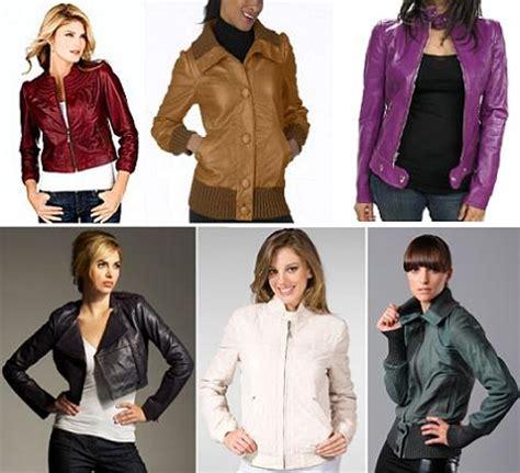 fotos de chompas de cuero para dama chaqueta de cuero para mujer