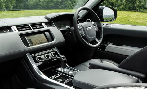 2014 Range Rover Sport Interior by Car And Driver