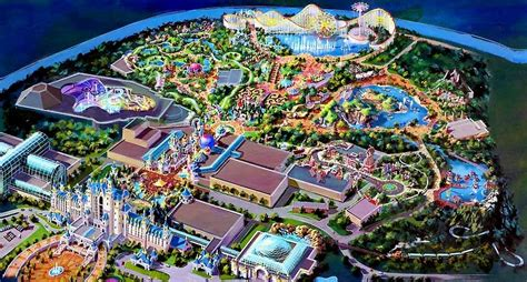 Dubai Theme Parks | amusement parks in dubai