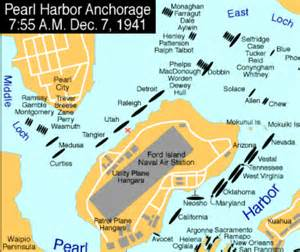 Ford Island Map Maps Of Pearl Harbor Then And Now Wxow News 19 La