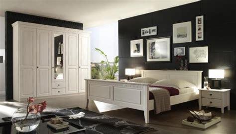 Ideen Wandgestaltung Wohnzimmer 3777 by Komplett Schlafzimmer Massiv G 252 Nstig Kaufen Yatego