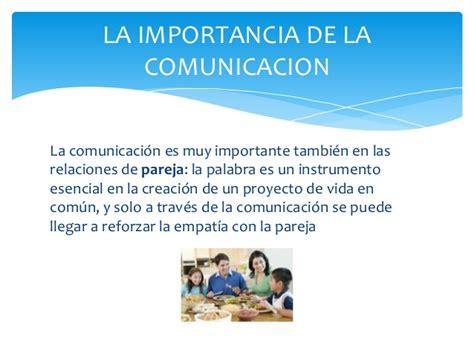la daga de la la importancia de la comunicacion conclusion