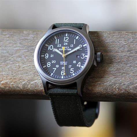 Timex Expedition Scout the best field of 2018