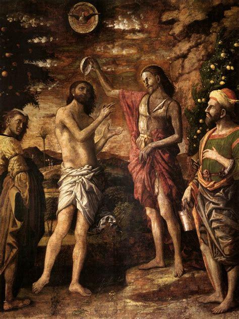 of jesus the wiki baptism of jesus