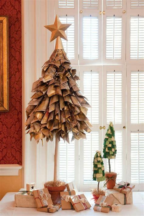 Tannenbaum Basteln Aus Naturmaterialien by Weihnachtsbaum Basteln Kreative Bastelideen F 252 R Weihnachten