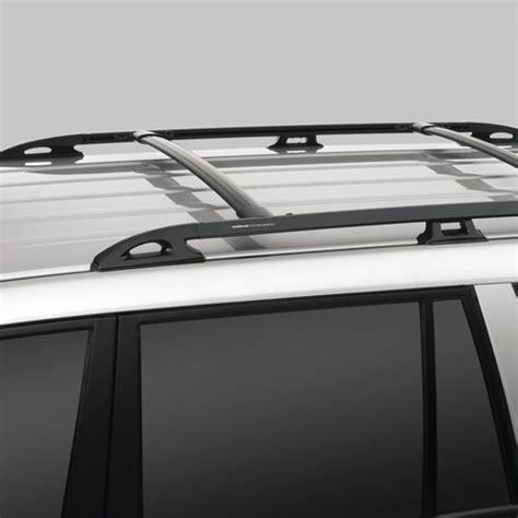 Odyssey Roof Rack by Honda Odyssey Roof Racks Cross Bars Side Rails