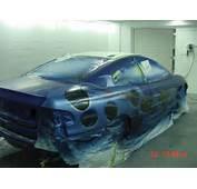 Car Custom Graphic Paint Jobs