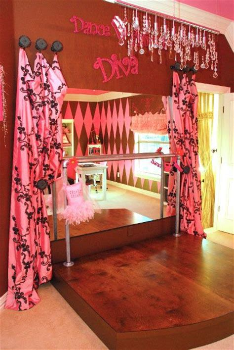 Dance Themed Bedroom | 25 best ideas about girls dance bedroom on pinterest