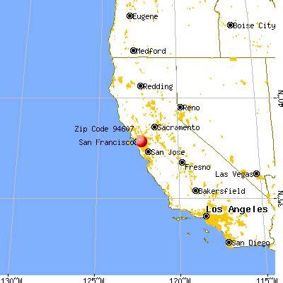 oakland california maps 94607 zip code oakland california profile homes