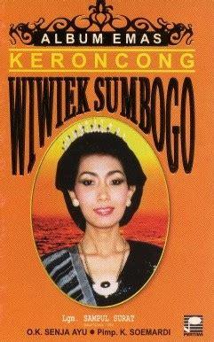 Cd Mansyur S Album Emas 1 unduh musik wiwiek sumbogo album emas keroncong 1988 side a