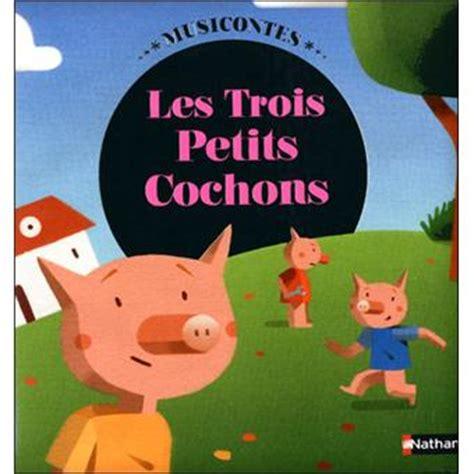 les petits livres le les trois petits cochons d apr 232 s j o halliwell livre cd ann rocard serge ceccarelli