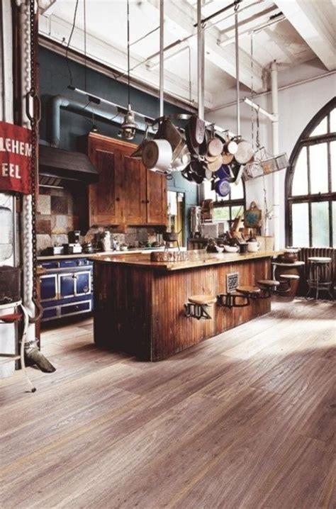 foto cocinas 20 dise 241 os de cocinas estilo industrial