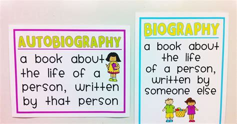 compare between biography and autobiography the teacher wife all about biographies