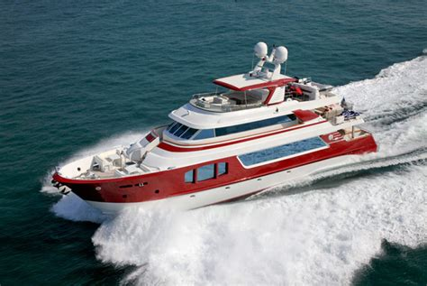 yacht sourcing voyage the europa 100 motor yacht red pearl by mcp bunkers in