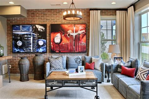 Deco Mur Salon 3655 by M I Homes Of Dc Maryland Crown Picasso Model