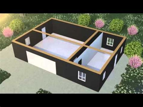 cheaper to build or buy house how can i build a cheap eco house myself youtube