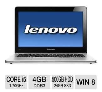 Lenovo Ideapad U310 Intel I3 4gb 500gb 599 lenovo ideapad u310 59351647 13 3 ultrabook i5