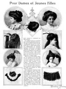 vigina hair history styles vintage glamour 1900 1910 edwardian on pinterest