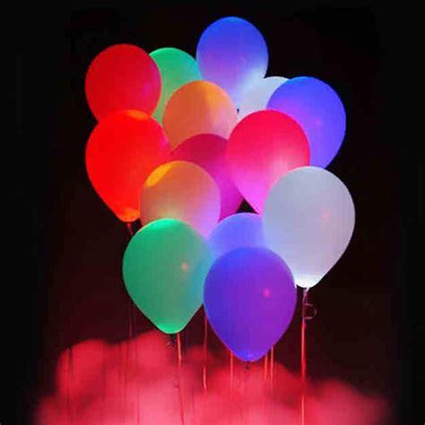 Barang Berkualitas Balon Pesta Ulang Tahun Bentuk Binatang Model 9 1 Balon Ulang Tahun Dengan Lu Led 5 Pcs Multi Color