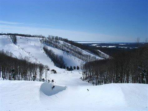 nubs nob ski resort harbor springs mi oh the places i